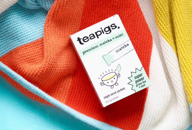 Teapigs Matcha & Mint