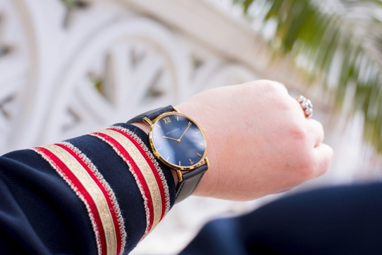paul hewitt navy watch