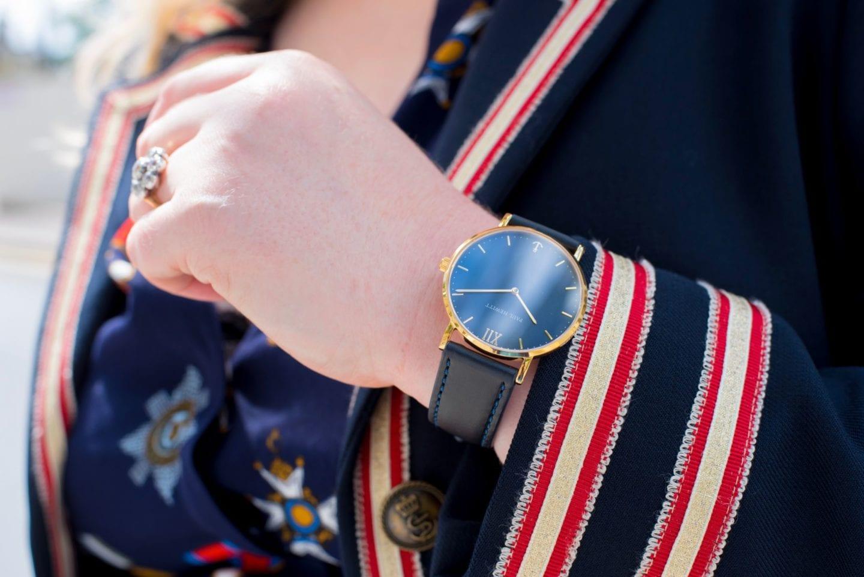 paul hewitt navy watch designer