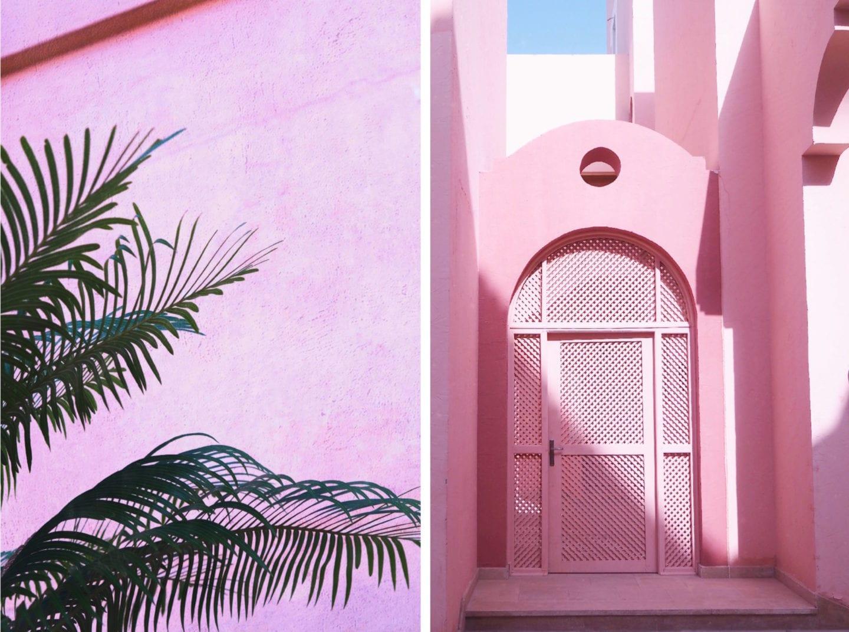 pink soma bay egypt