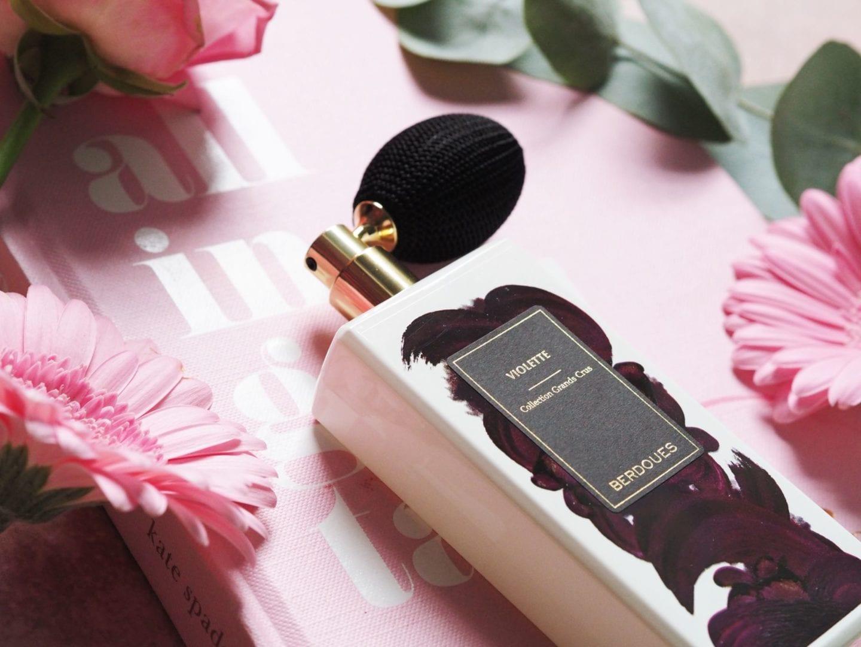 Berdoues-Violette-perfume-fragrance review