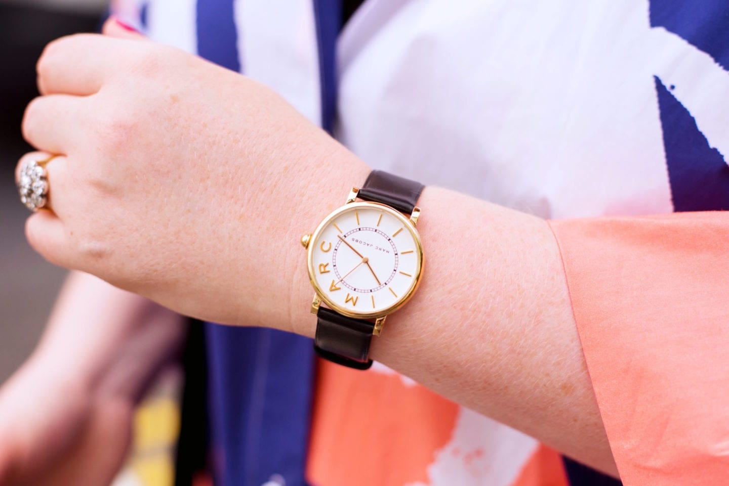marc jacobs watch very exclusive