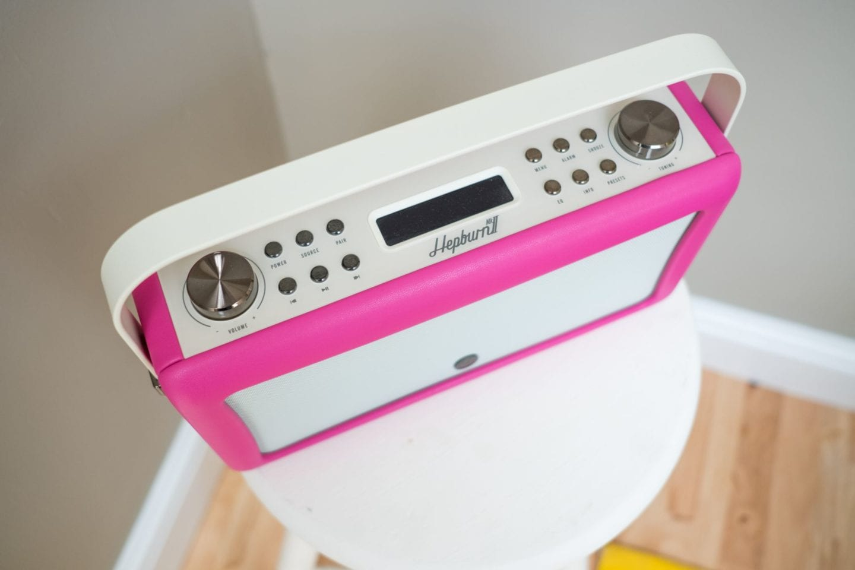 vq pink radio