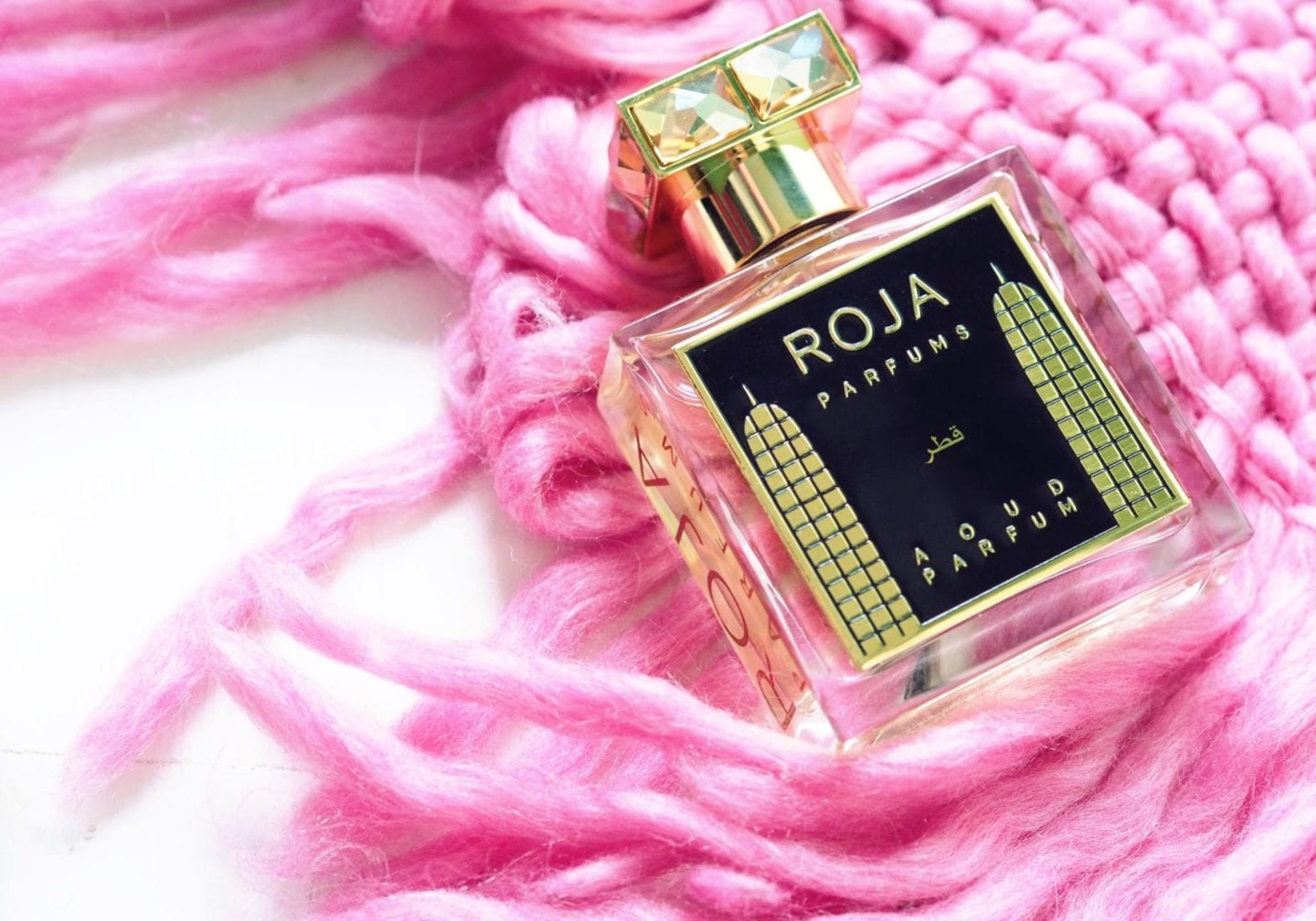 Roja 'Qatar'  perfume fragrance review