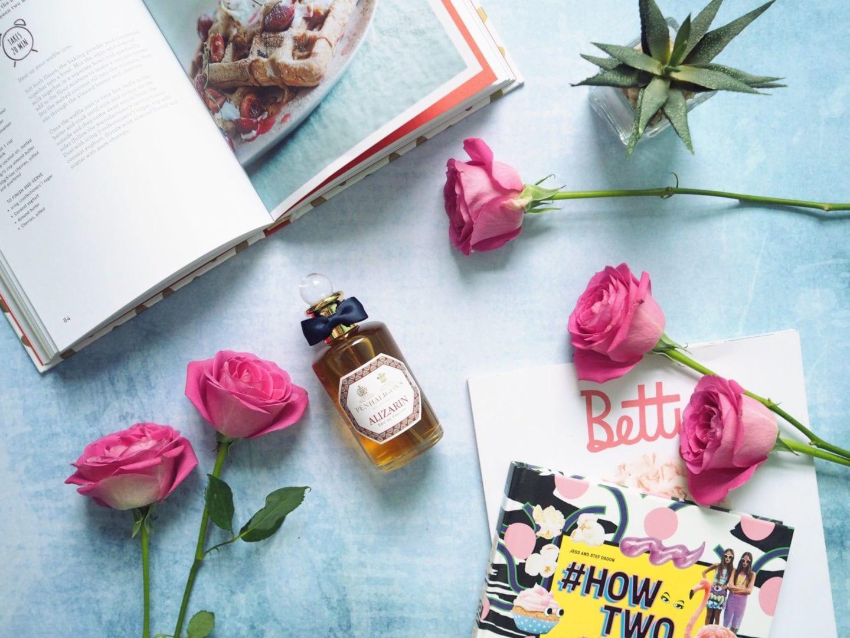 Penhaligon's 'Alizarin' perfume fragrance review.