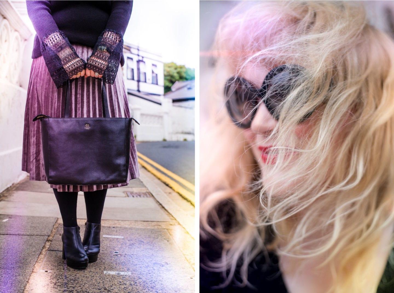 fashion for lunch blog labelsforlunch radley bag