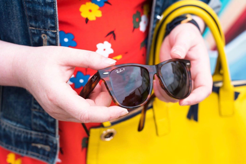 wayfarer sunglasses ray bans tortoiseshell