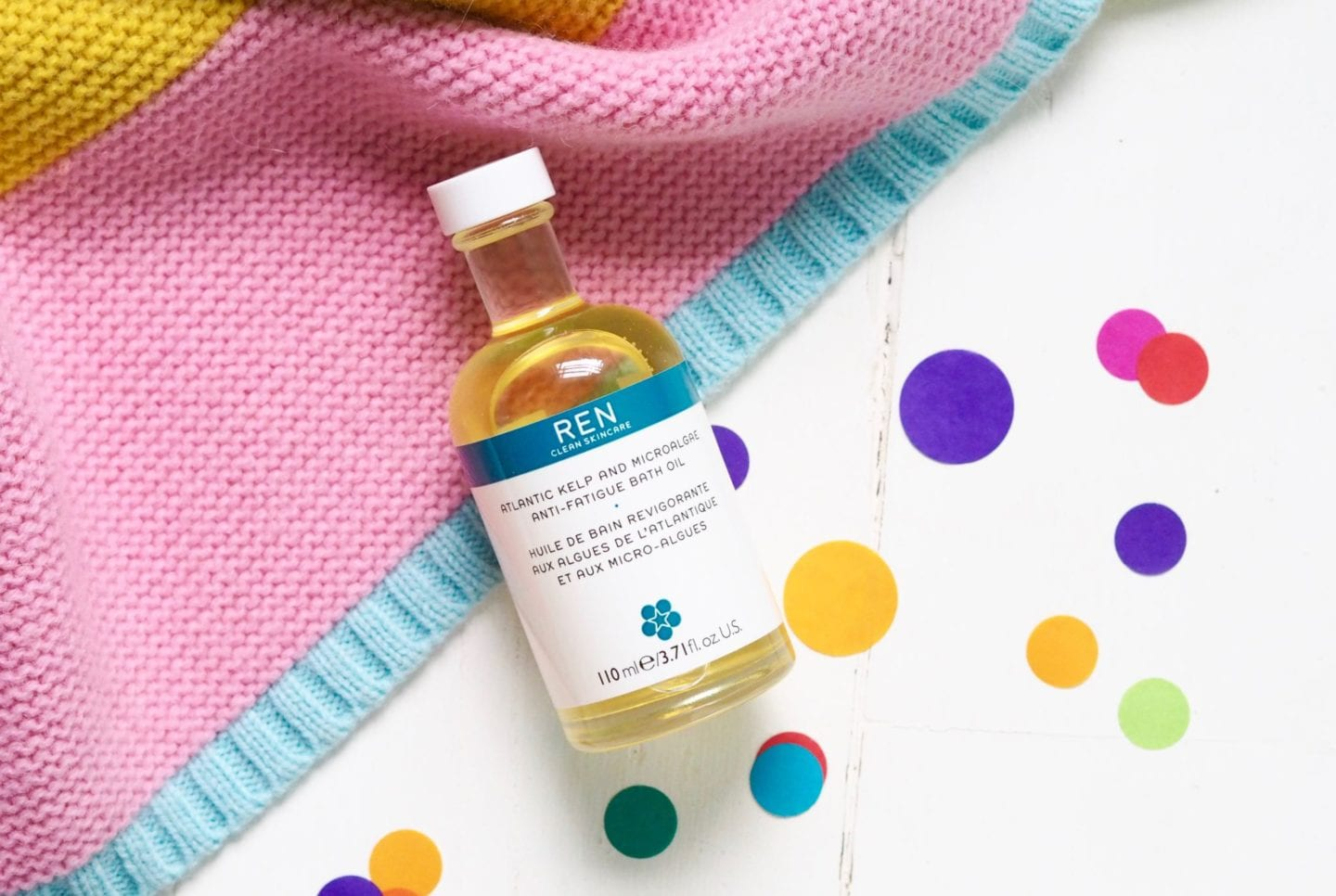 Ren Atlantic Kelp & Microalgae Bath Oil