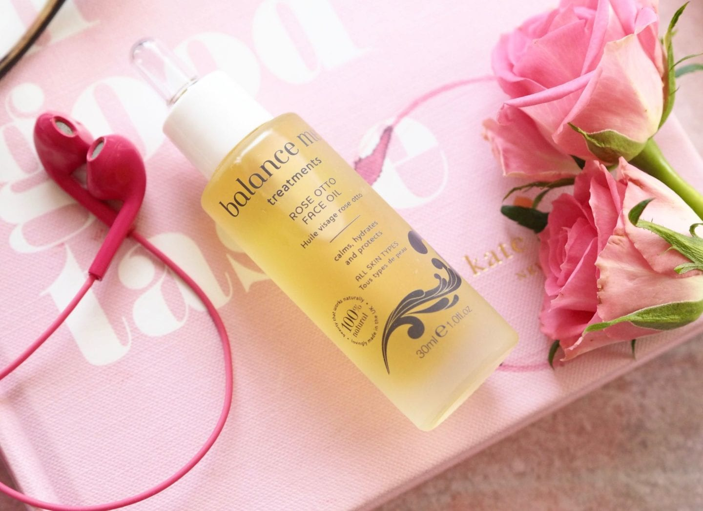 Balance Me 'Rose Otto' Face Oil