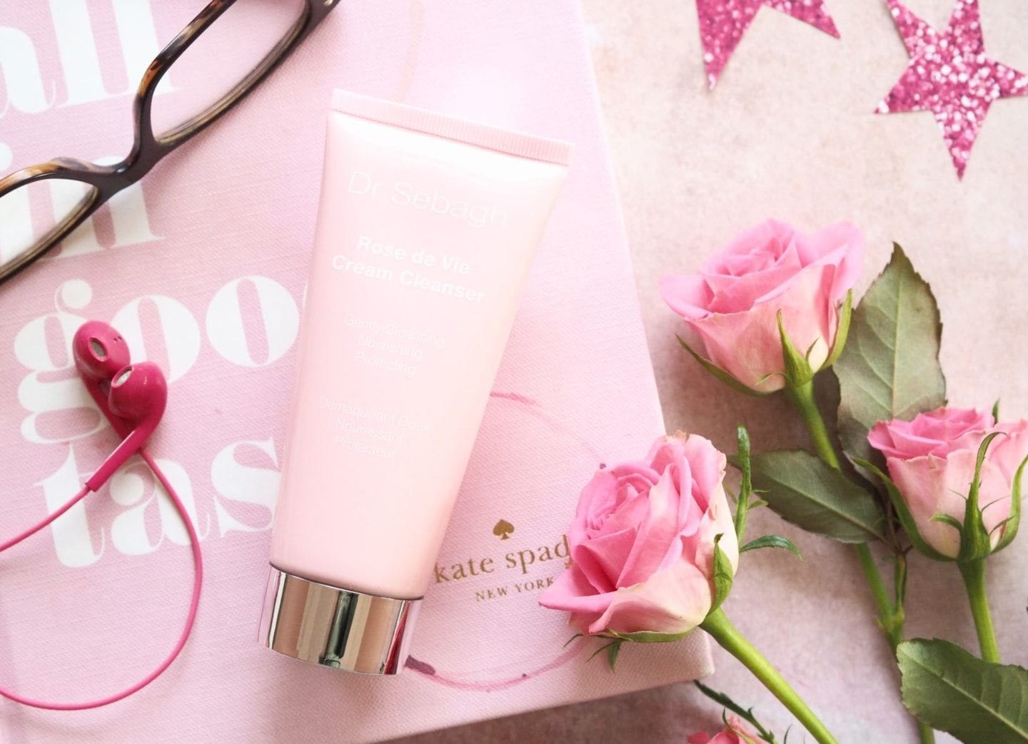 Dr Sebagh 'Rose de Vie' Cream Cleanser