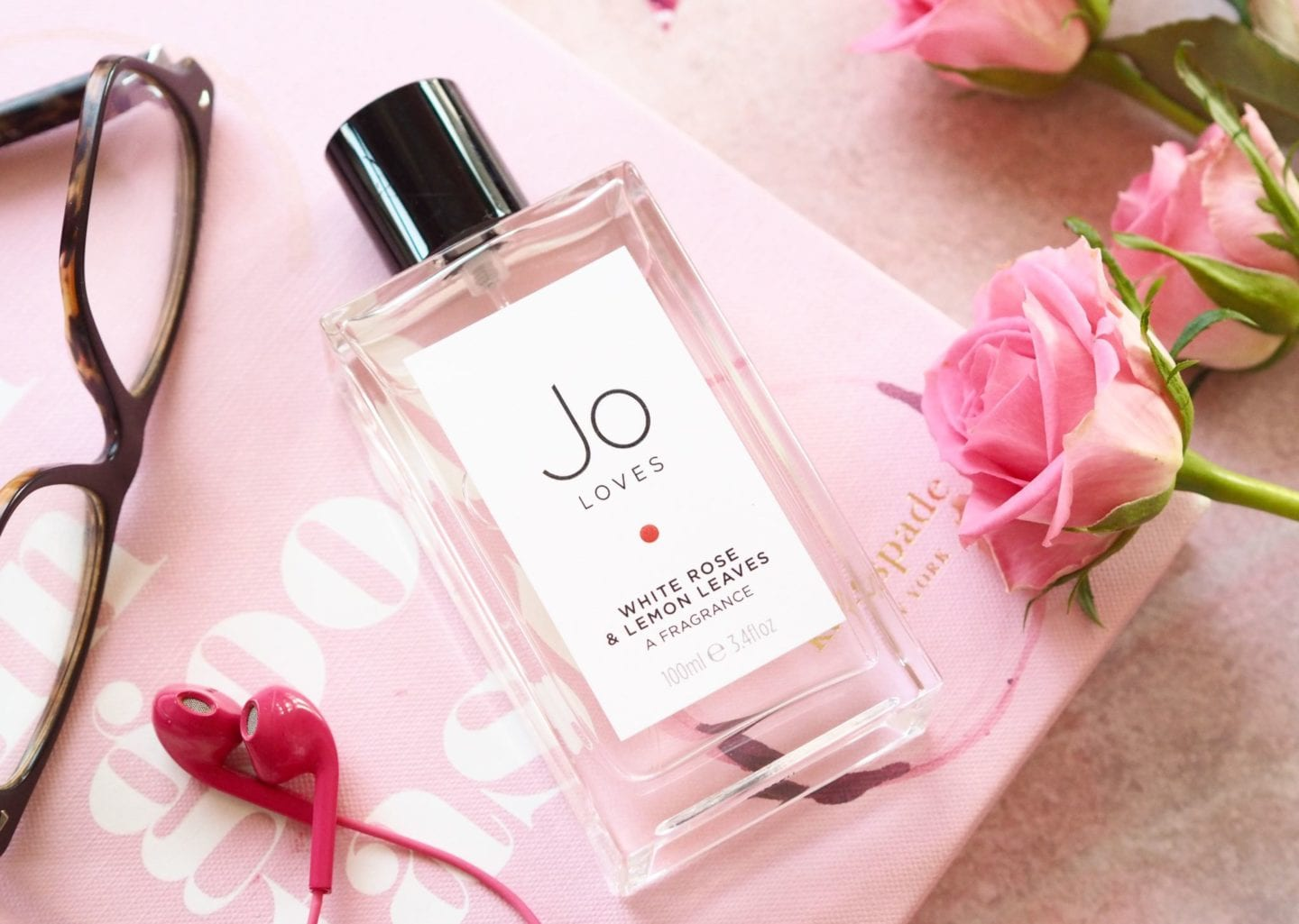Jo Loves 'White Rose & Lemon Leaves' Perfume