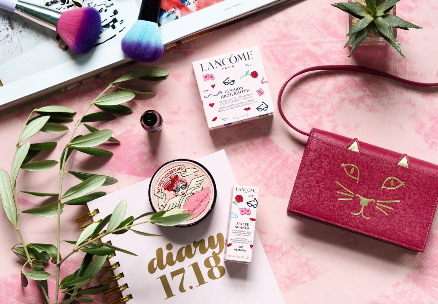 Lancôme-X-Olympia-Le-Tan-collaboration