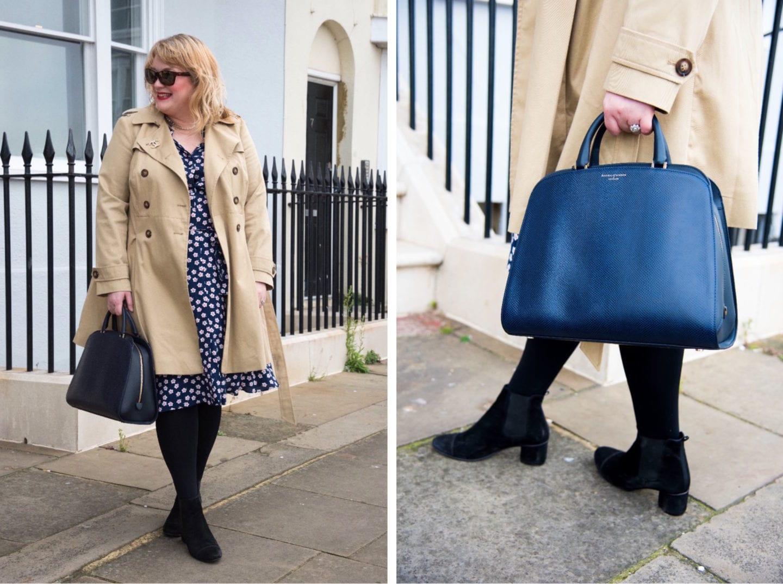 fashion for lunch blog aspinal of london handbag
