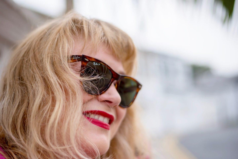 fashion for lunch blog ray ban sunglasses wayfarer