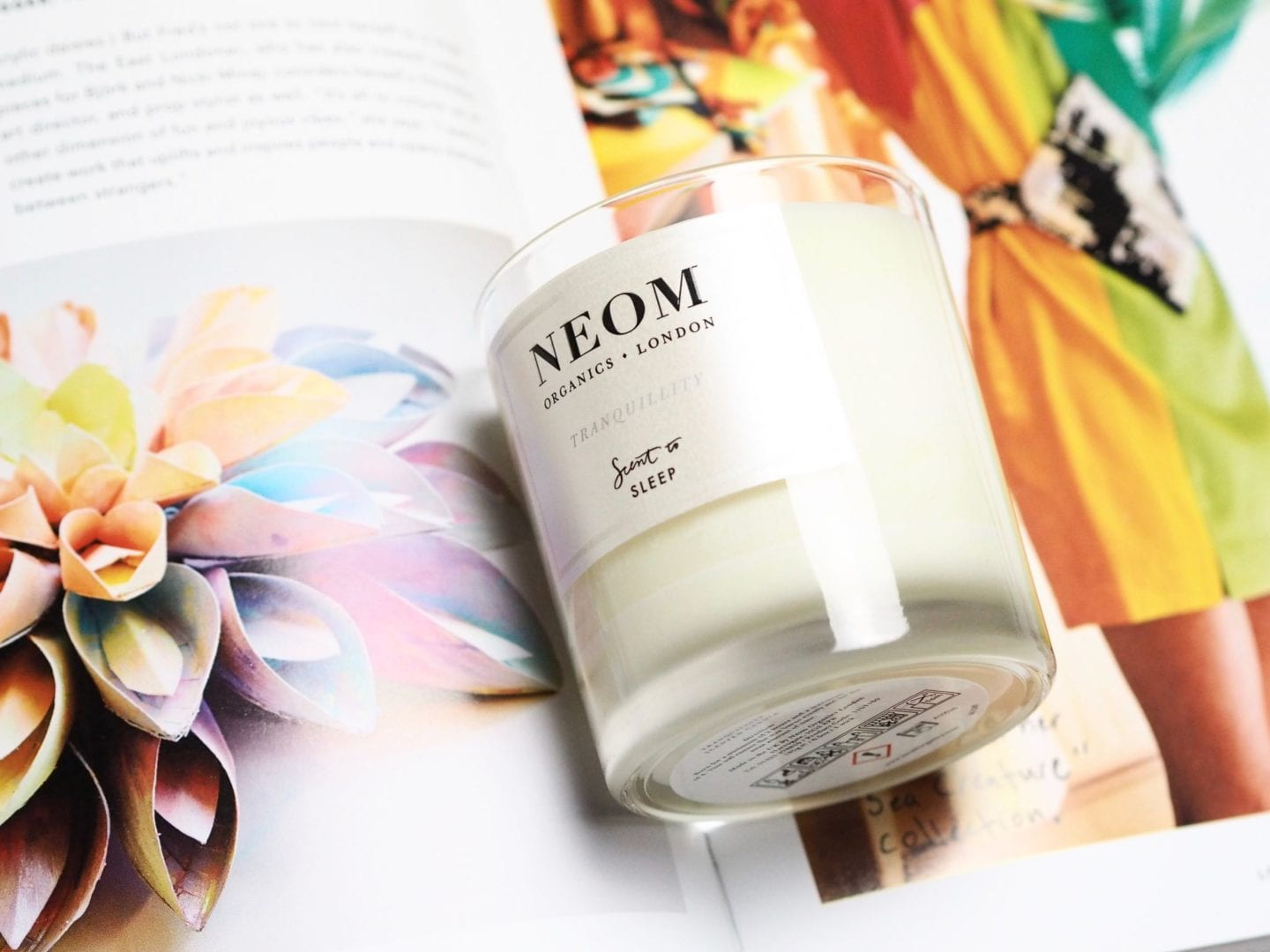 Neom 'Tranquility' candle