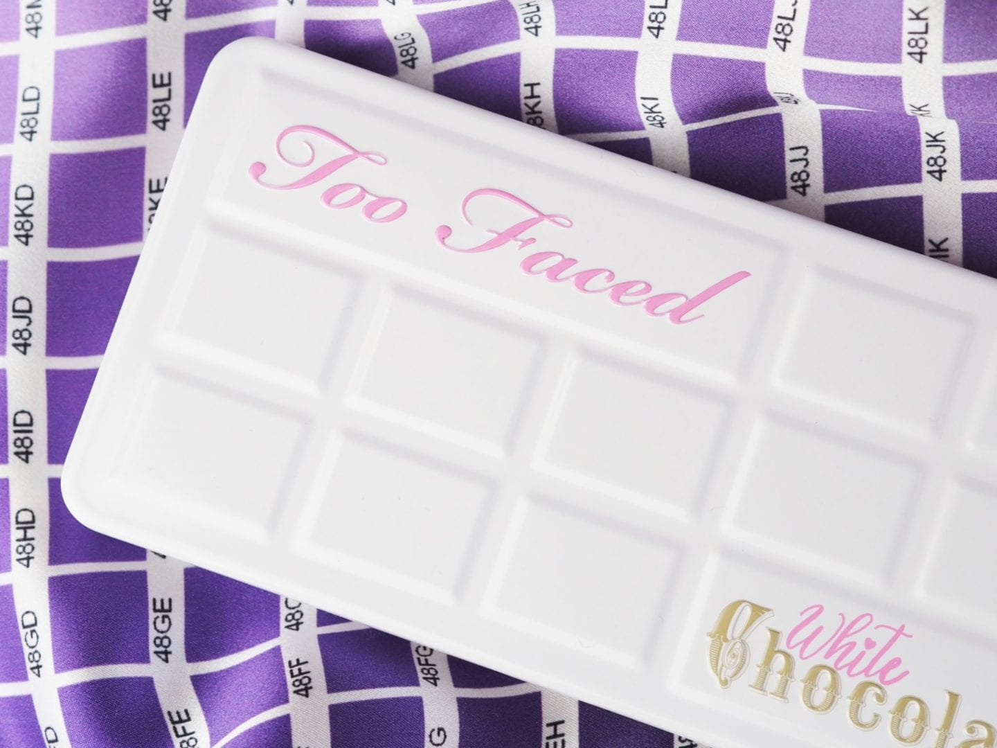 Too Faced 'White Chocolate Bar' Palette