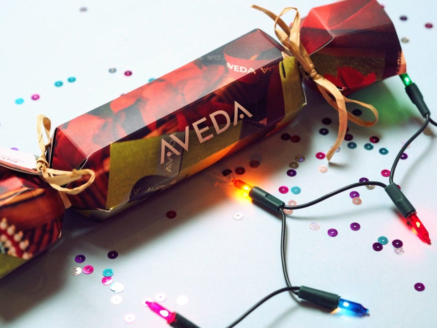 aveda cracker