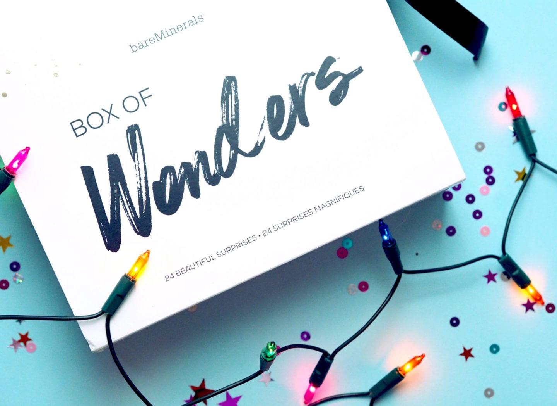 bareminerals box of wonders