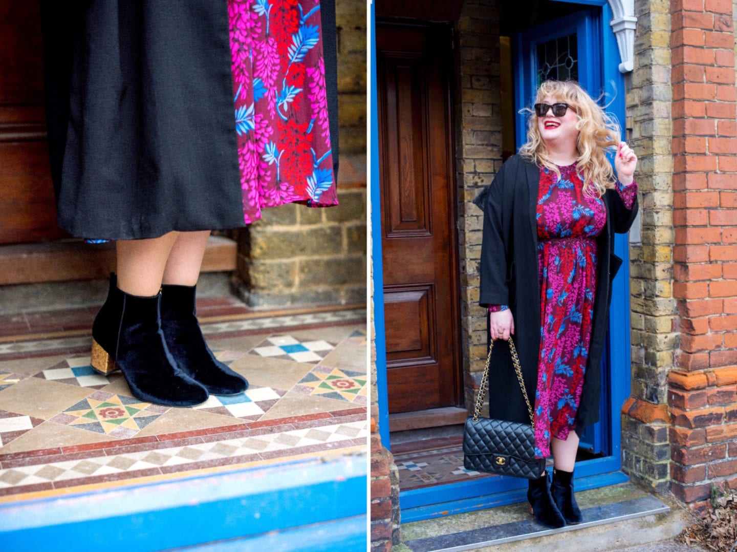 fashion for lunch blog boden dress