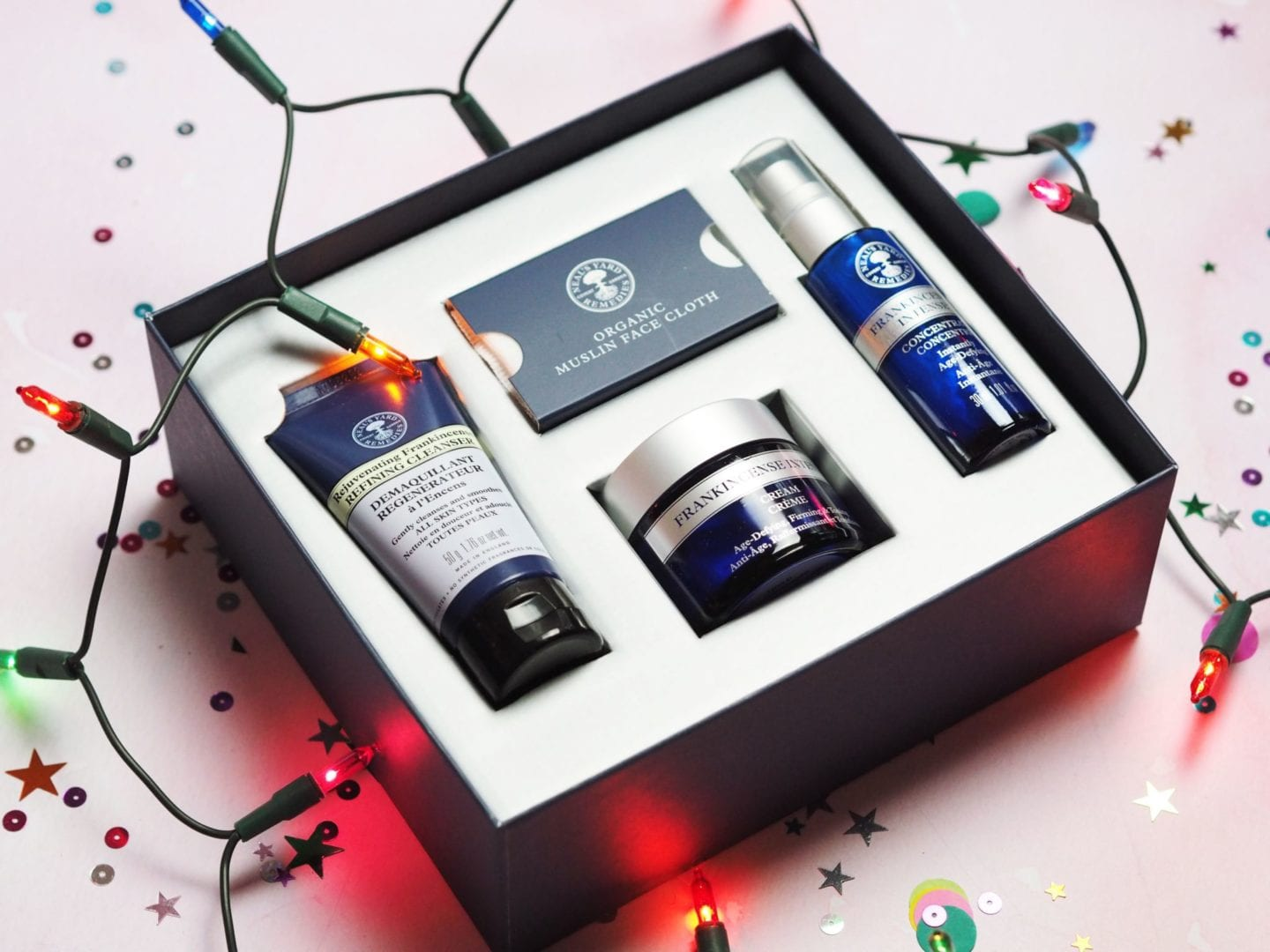 Neal's Yard Remedies 'Frankincense Intense' Collection
