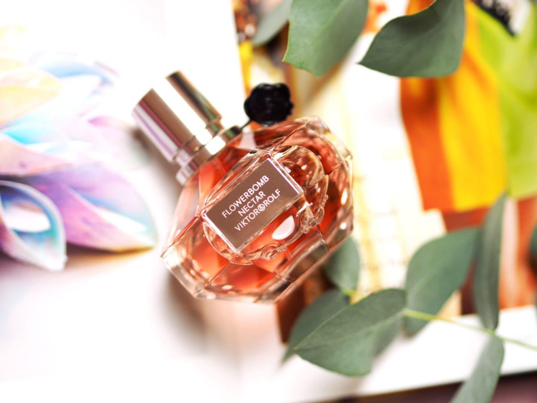 Viktor & Rolf 'Flowerbomb Nectar' perfume fragrance review