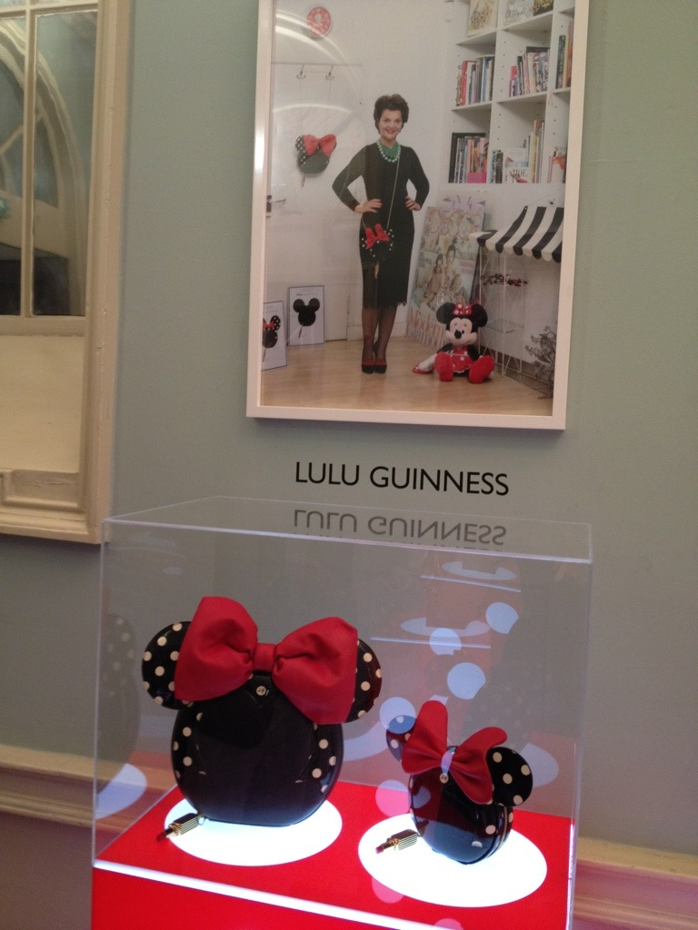 Minnie Mouse Project at London Fashion Week