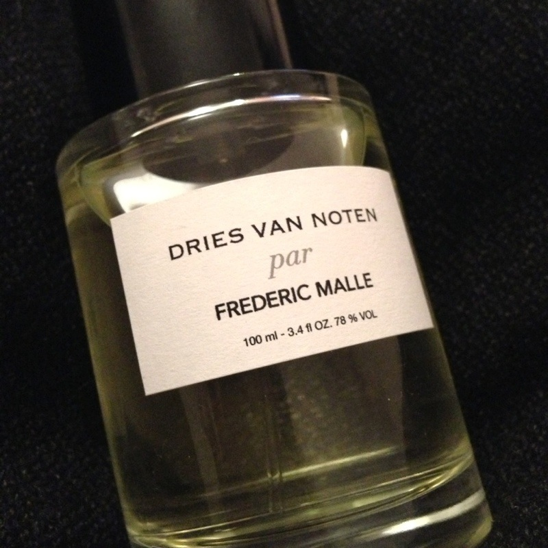 dries van noten par frederic malle
