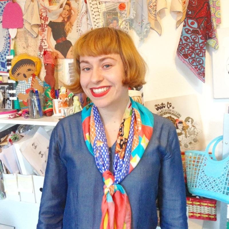 Studio visit – Cleo Ferin Mercury