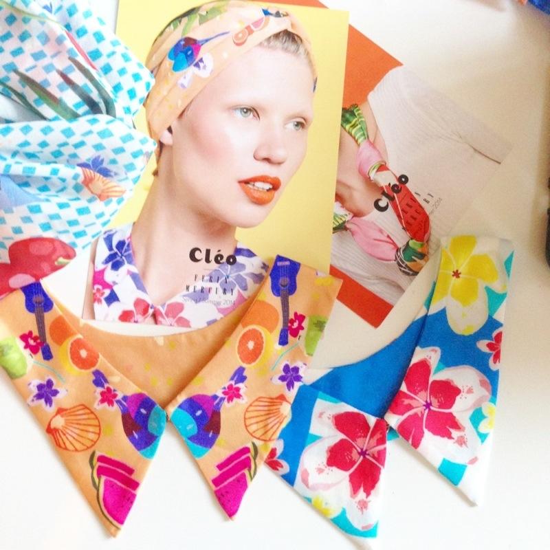 cleo ferin mercury - studio - fashion for lunch