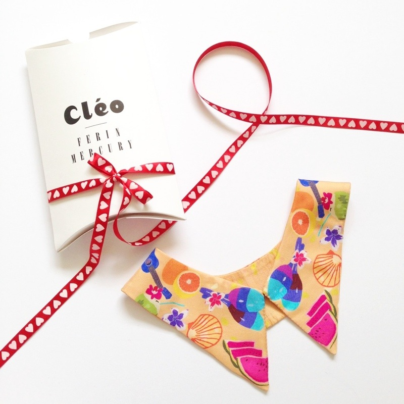 Competition! Win a collar by Cleo Ferin Mercury!