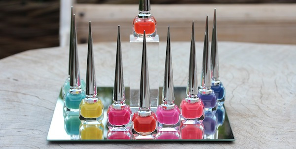 Christian Louboutin the pop colours nail polish collection