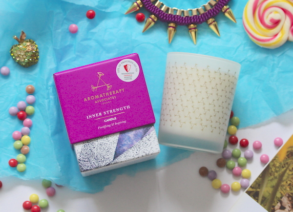 aromatherapy associates london candle scented luxury john and pearl necklace vivienne westwood apple brooch