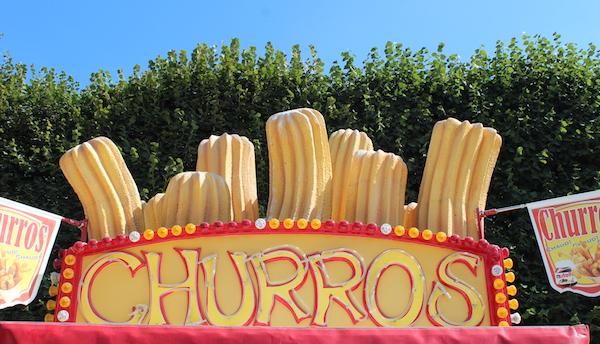 churros in paris