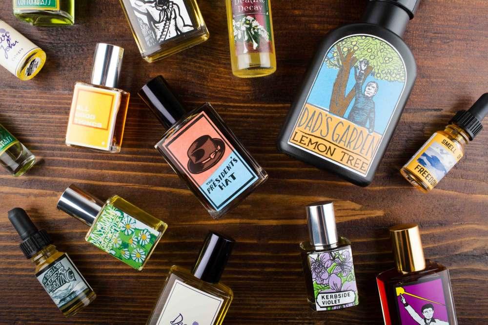 Let's talk about… Gorilla Perfume!