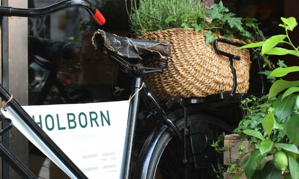 holborn hotel london bike Scarfes bar rosewood hotel fashion blog blogger lunch personal style lifestyle blogger