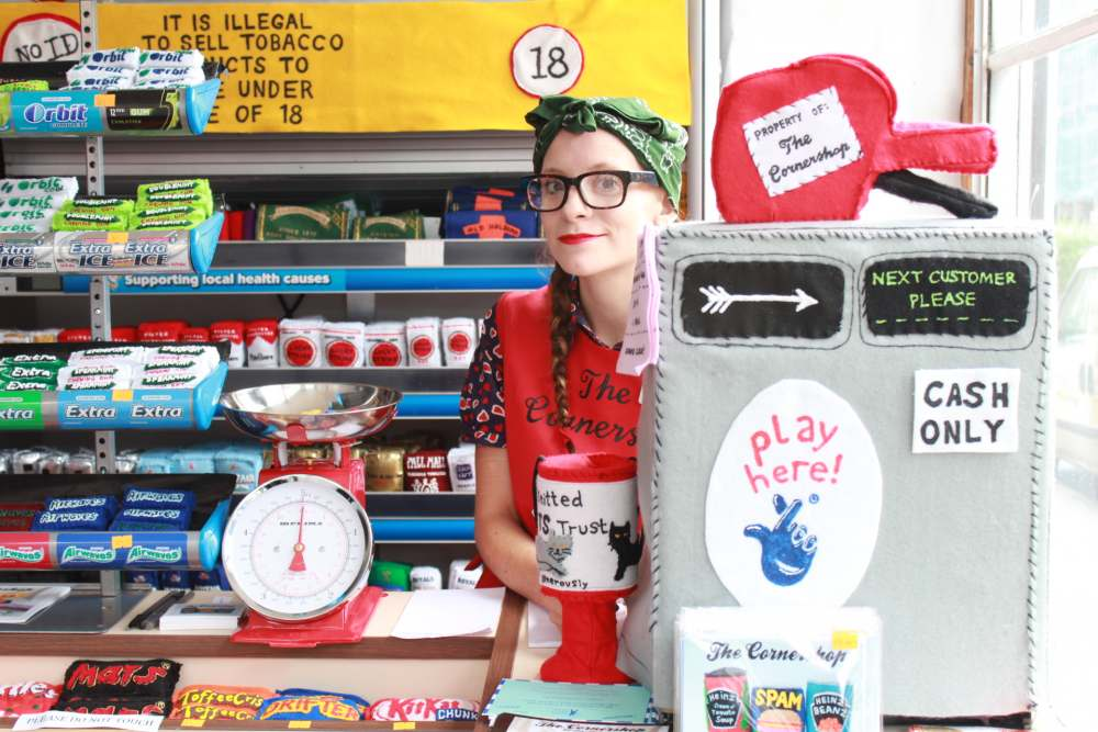 'The Cornershop' by Sew Your Soul
