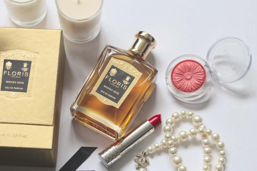 floris london honey oud perfume