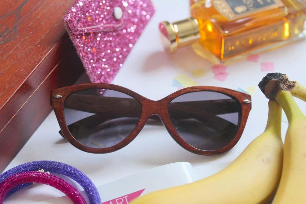 Giveaway! Proof Eyewear Wood Framed Sunglasses!
