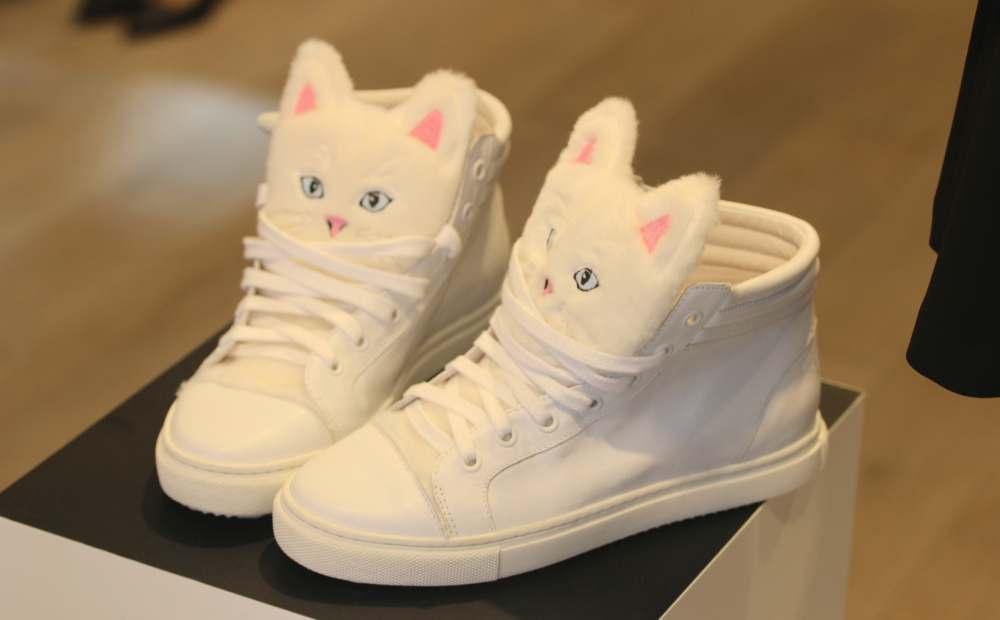 claudie pierlot vivetta cat trainers shoes boots pumps jeremy scott style cool fashion blog