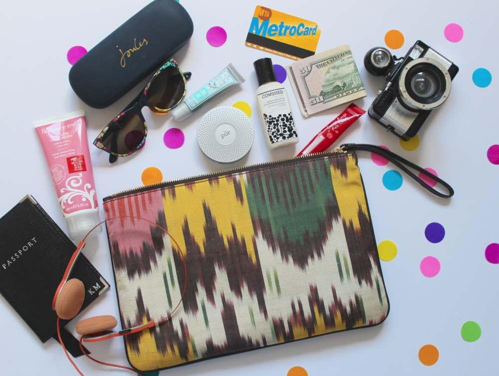 jaunt clutch bag handbag