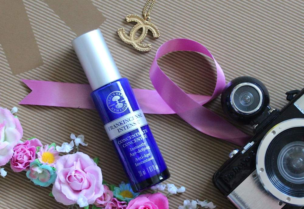 Neal's Yard Remedies New Frankincense Intense Concentrate