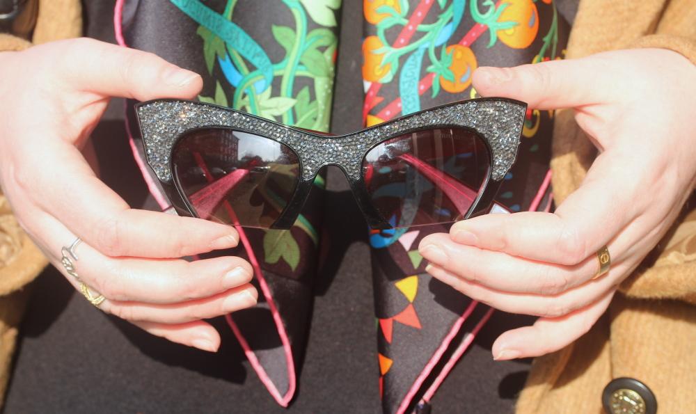 miu  miu sunglasses uk fashion blogger