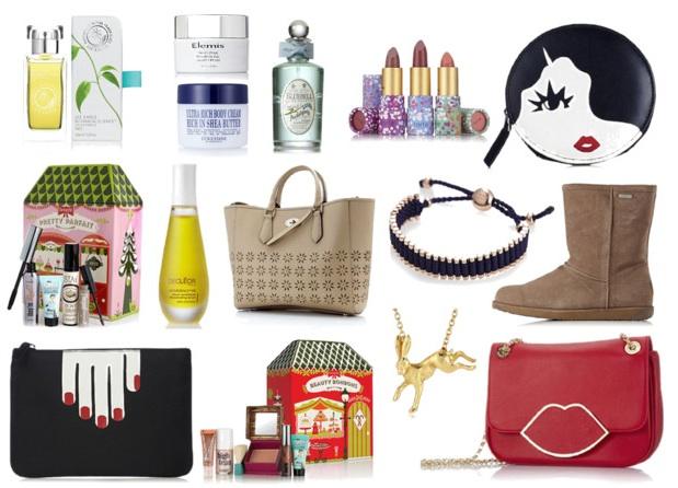 Qvc Christmas Gift Guide Uk Fashion Blogger Lulu Guinness Emu Ugg Boots Clarks Handbag