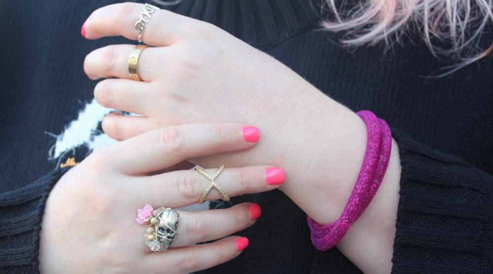 stardust bracelet by Swarvoski