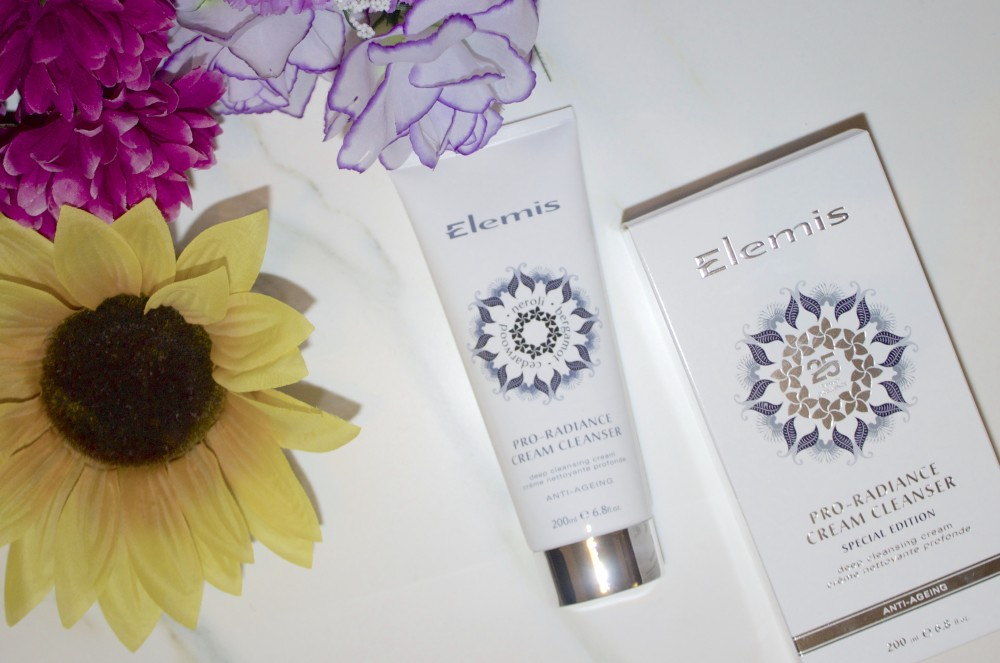 New Beauty Launch: Elemis Pro-Radiance Cream Cleanser Special Edition