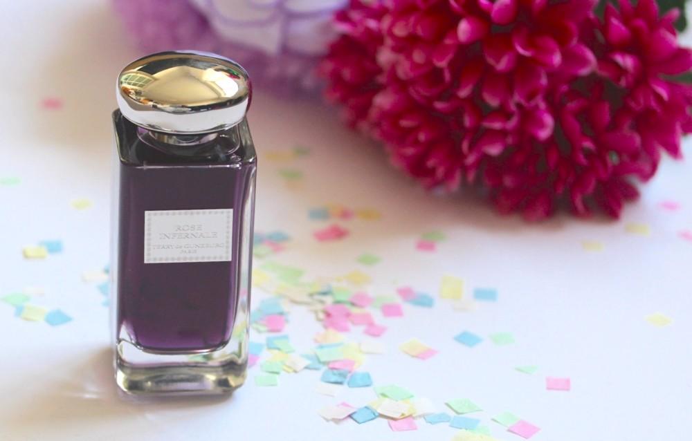 TERRY De GUNZBURG Rose Infernale perfume