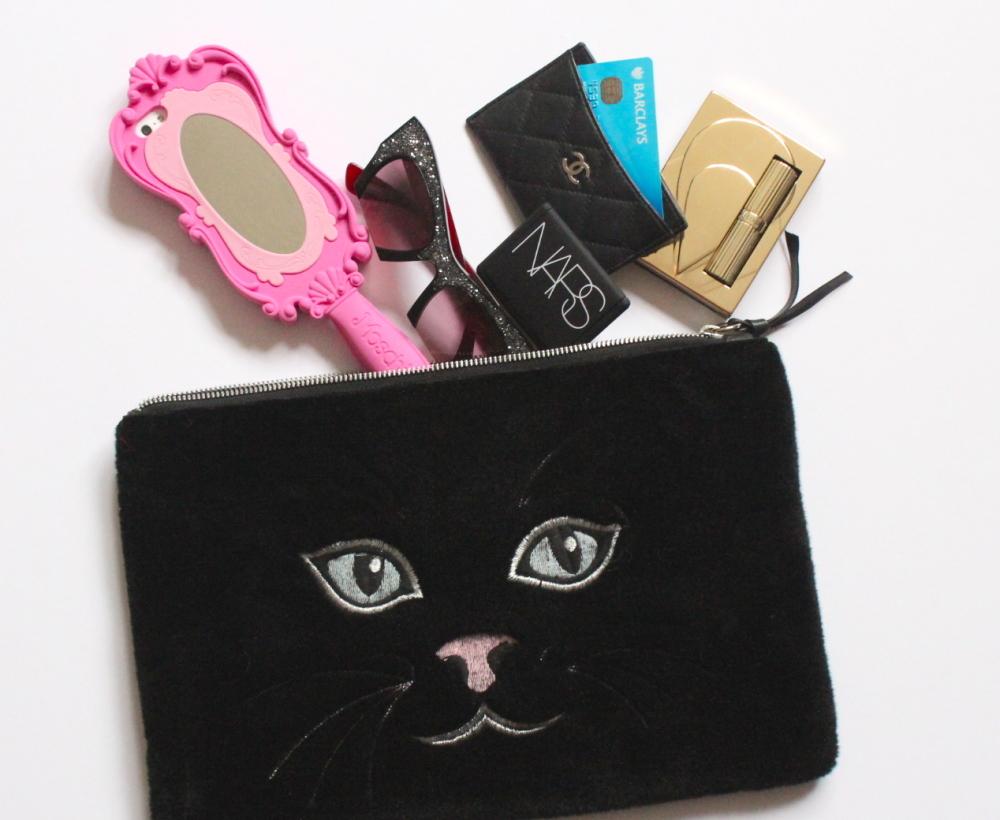 Vivetta x Claudie Pierlot cat Clutch Bag moschino mirror iphone case