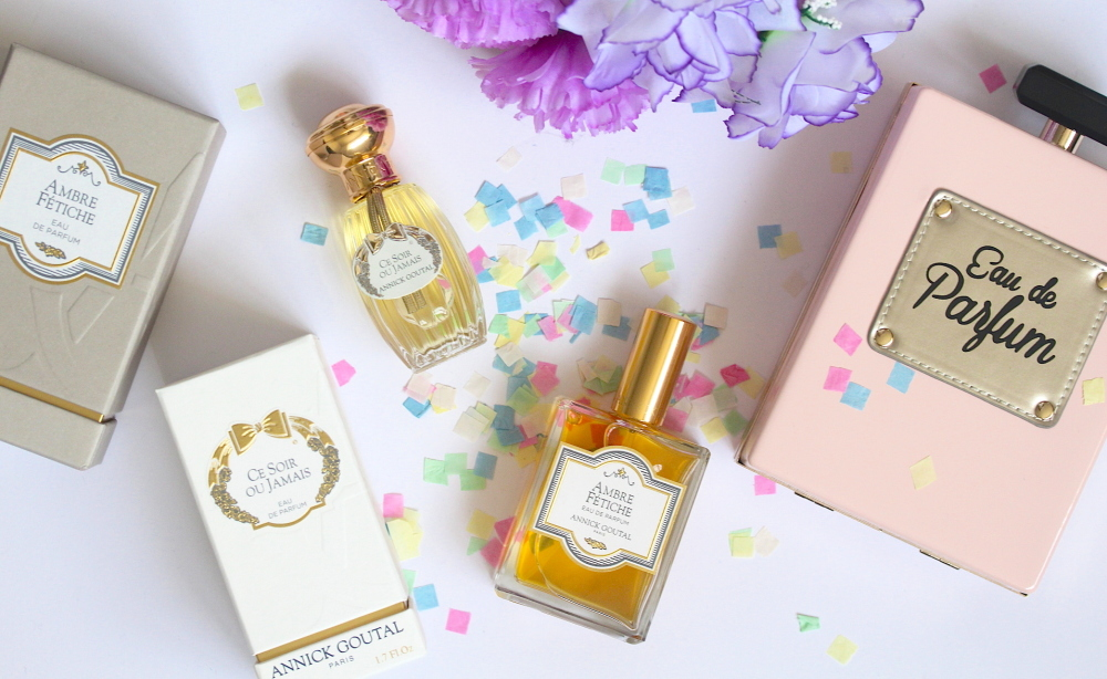 His 'n' Hers: Annick Goutal Perfume