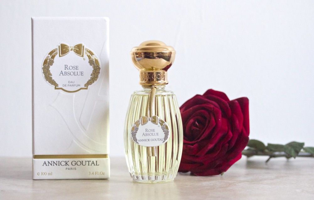 Annick Goutal 'Rose Absolue' review perfume