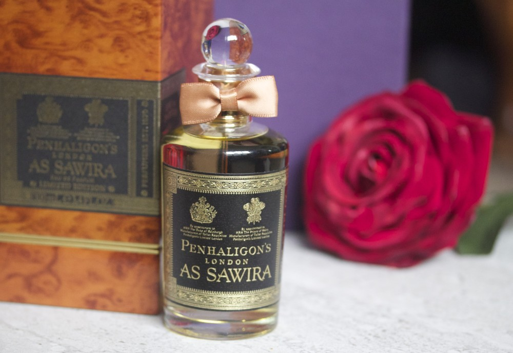 New Perfume: Penhaligon's 'As Sawira'